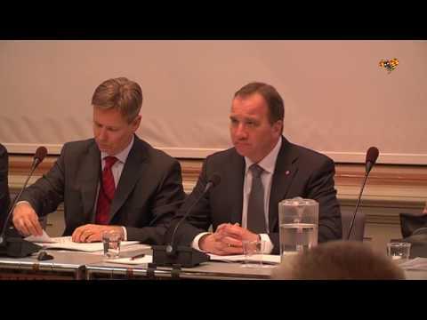Tusk läxar upp både Löfven och Merkel inför EU-toppmöte