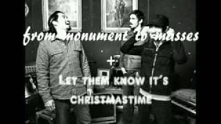 From Monument to Masses - Let them know it´s christmastime