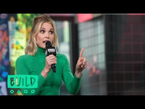 Leslie Bibb On Seeing Sam Rockwell Win His First Academy Award