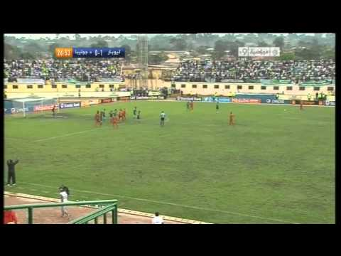 AC Léopards vs Djoliba - 2012 CAF Confederation Cup Final - 2 Leg