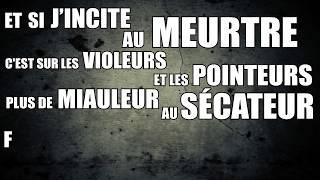Cj Sordide- Le Sécateur