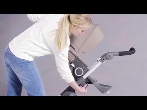 Универсальная коляска-внедорожник Stokke® Trailz (Стокке Траилз)