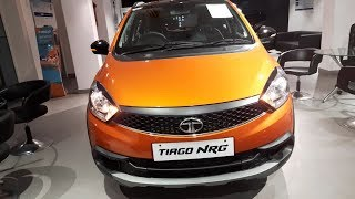 Tata Tiago NRG 2019 Price Range Features & Specification full Detailed Review