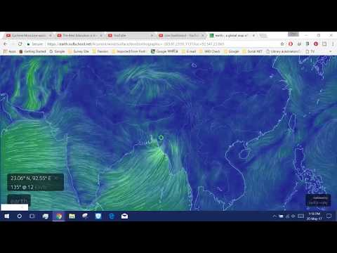 Cyclone Mora Live update Near Bangladesh, Chittagong