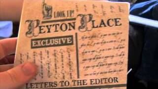 The EP arrives!   Peyton Place