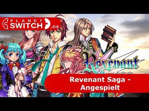 Revenant Saga (Switch) - Angezockt