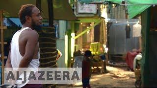 Mobs in Myanmar target non-Rohingya Muslims