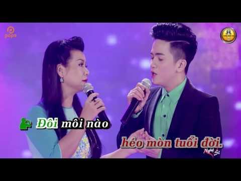 Karaoke Đêm Tóc Rối   Dương Hồng Loan Ft  Khứu Huy Vũ 1080px Vinhngo 1