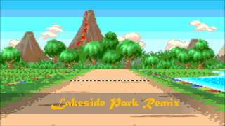 My Remix #44 Mario Kart Super Circuit - Lakeside Park