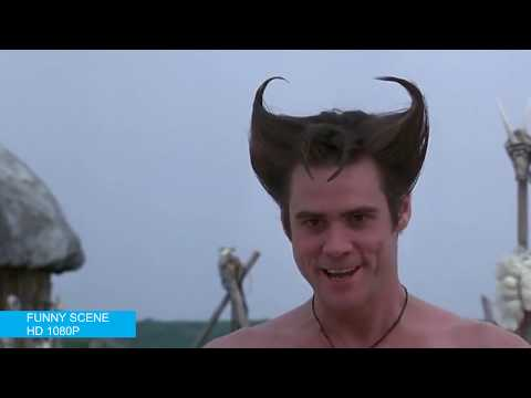 Ace Ventura: When Nature Calls, Funny Scene 3 (HD) (Comedy) (Movie)