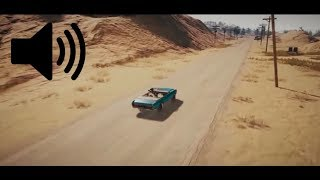 PUBG mobile Car Radio Music all soundtracks