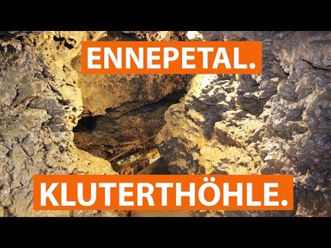 Die Kluterthöhle in Ennepetal - Ausspannen und Extreme-Sport | checkpott.clip