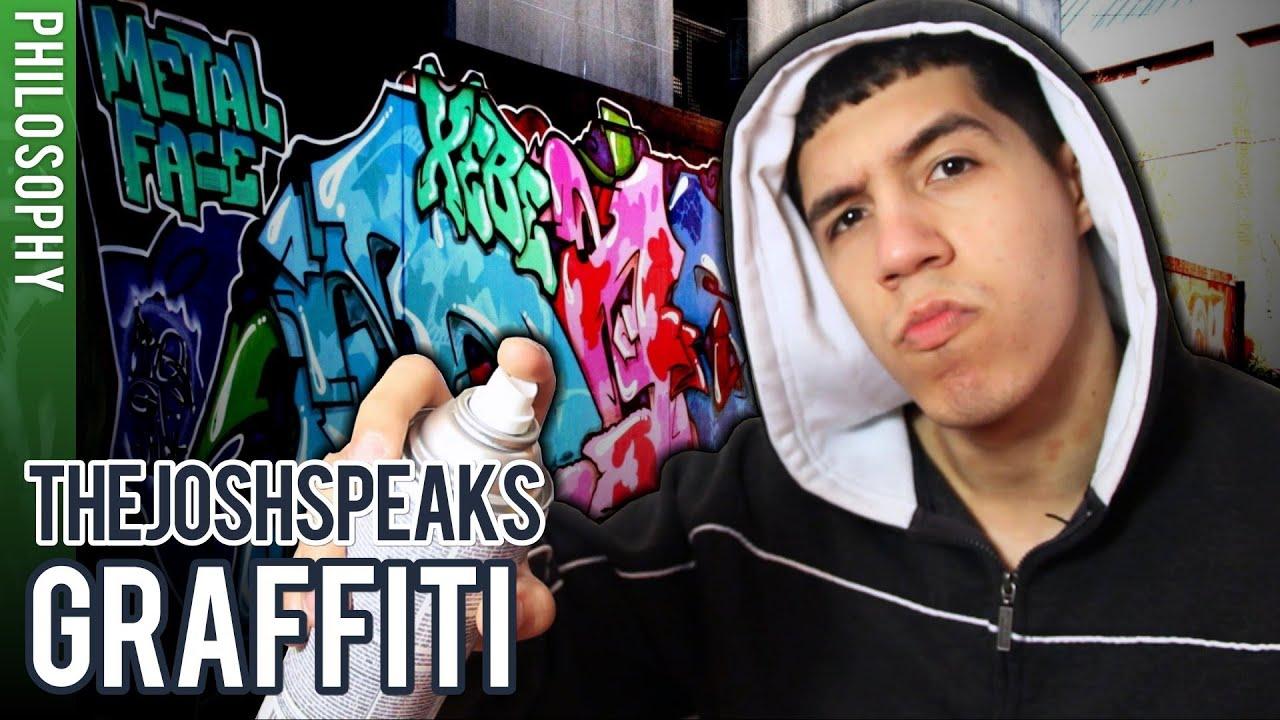 Is Graffiti Art or Vandalism? - YouTube