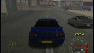 Metropolis Street Racer: Final Overtake Challenge (Chapter 24, Stage 5)