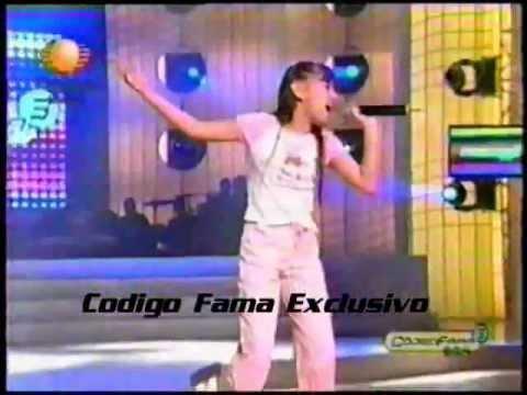Evelyn Acosta - Amor Prohibido - Código FAMA 3 (Primer Musical)