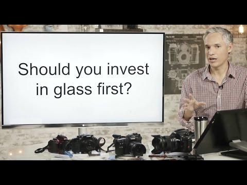 Should you use Full Frame Lenses on Crop Bodies? Yes and No...