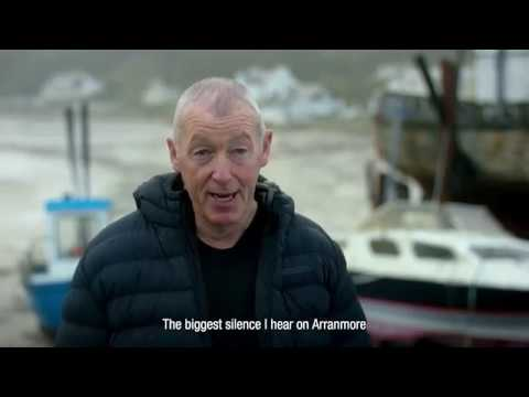 Mike McConnell - Irish island of Arranmore is looking for new residents from the US