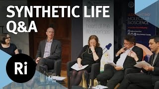 Q&A - Synthetic Life: Could We? Should We?