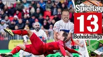 13. Spieltag der Fußball-Bundesliga in der Analyse | Saison 2019/2020 Bohndesliga