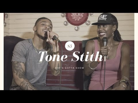 Akisha Lockhart Interviews Tone Stith