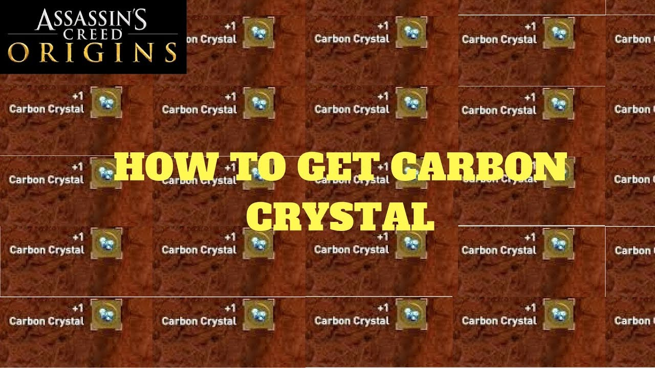 How to get carbon 47