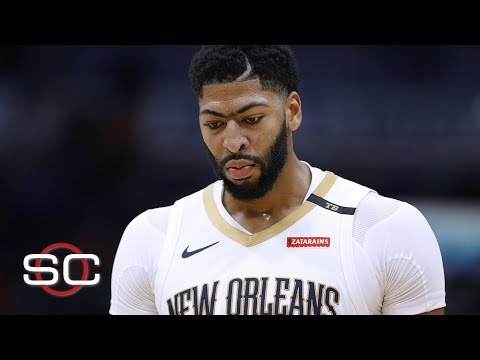Anthony Davis requests trade from the Pelicans – Adrian Wojnarowski | SportsCenter thumbnail