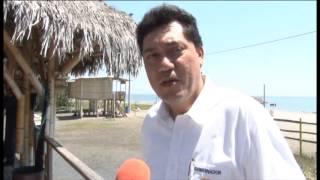 Autoridades se comprometen a impulsar turísticamente sitio punta El Faro