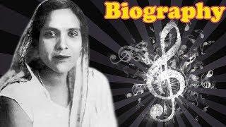 Jaddanbai - Biography - First Female Music Director