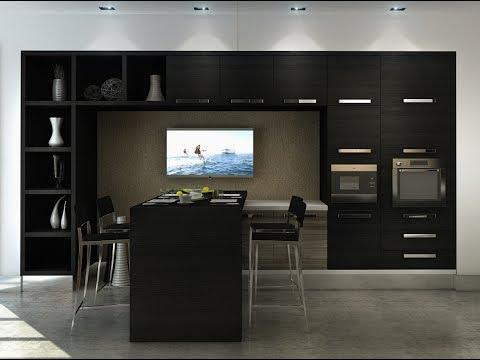 Black Kitchen Cabinets | The Awe-Inspiring Beauty of Black Kitchen Cabinets