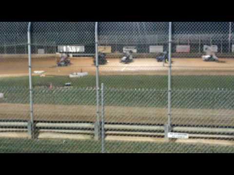 Clyde Martin Speedway