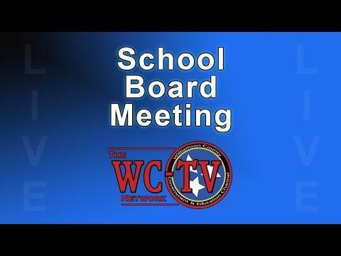 Williamson County Board of Education - February 19, 2018