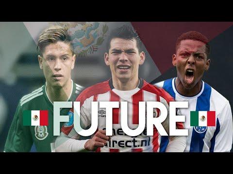 Selecci�n de M�xico para Qatar 2022 - Luiz Football