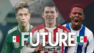 Selección de México para Qatar 2022 - Luiz Football
