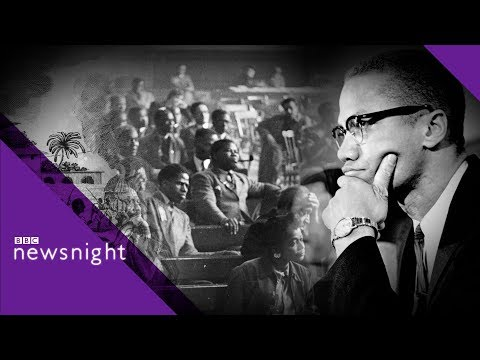 'The West is built on racism' - DISCUSSION - BBC Newsnight