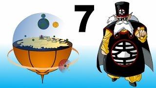 Reinos y Jerarquías, Universo Espiritual y los Kaiosama - Dragon ball Super