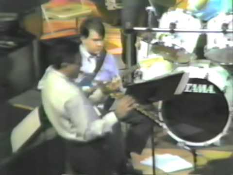 Northrop High School Jazz I 1990 - Samba Dees Godda Do It