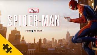 Прошел босса ШОКЕРА / Spider-Man для PS4. ПАСХАЛКИ, открытый мир / Геймплей с Е3