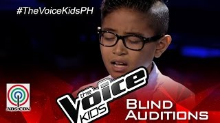 "The Voice Kids Philippines 2015 Blind Audition: ""Stay With Me"" by Altair"