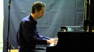 Scott Kirby Piano: The Easy Winners by Scott Joplin - 2013 West Coast Ragtime Festival