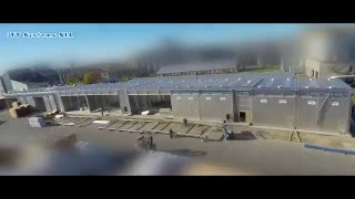 Muehlbock Wood Drying Kilns 2015 Latvia - Time Lapse video