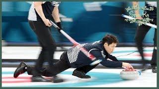 남자 컬링, 일본 10-4로 꺾고 '유종의 미' 거뒀다
