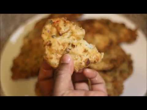 Grenadian Fish Cake Recipe