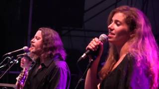 Amity Band - Celluloid Eyes@Live supporting act for Deep Purple in Israel - multicam version