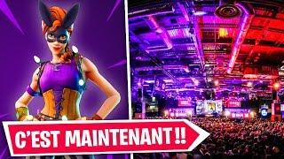 L'ÉVÉNEMENT FORTNITE À NE PAS MANQUER !!