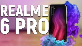 Смартфон Realme 6 PRO. Обзор лучшего смартфона от китайцев.