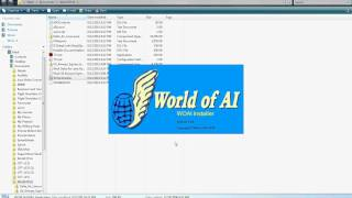 how to install ai aircraft to fsx fs2004