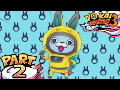 Yo-Kai Watch 3 Sushi and Tempura - Part 2 - Enter USApyon