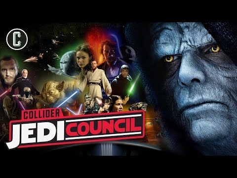 Have the Star Wars Movies Really Been Palpatine's Story? - Jedi Council