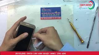 Thay màn hình samsung galaxy j2 - Minh Phát Mobile