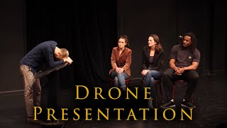 Drone Presentation by YOUNG DOUGLAS :: UCB New York Maude Night at January 27, 2020 :: 2 of 6